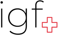 Swiss Internet Governance Forum 2018 logo